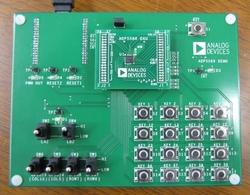 図1 「ADP5589」の評価ボード