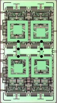 図2 MEMSセンサー素子部の構造(提供:アナログ・デバイセズ)