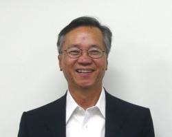 図2 Linear TechnologyのJames Wong氏