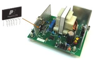 図1 「HiperLCS」と定格電力150Wの評価ボード