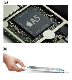 図5 「iPad2」に搭載されているSoC「A5」