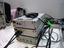 図1 USBプロトコルアナライザ「U4611A」