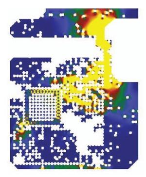図5 PCBの電流容量に関する解析結果