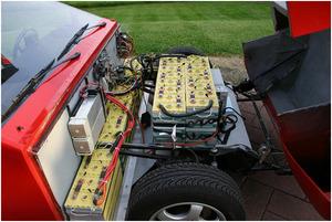 図6 リチウムイオン電池パック