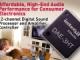 【EDN Japan】12チャネルのデジタル音声出力を持つオーディオIC、価格競争力に優れる