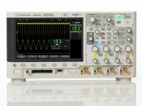 InfiniiVision 3000Xシリーズの1GHz機