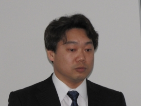 MathWorks Japanの柴田克久氏
