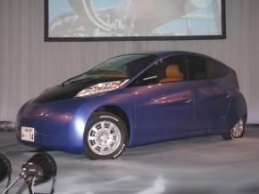 SIM-Driveの試作EVの第2号車「SIM-WIL」