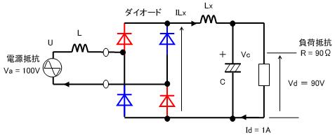 図1a 全派整流回路