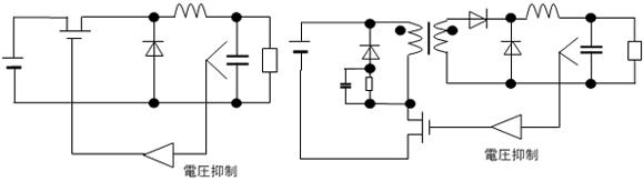 Buckコンバータ回路の例