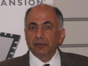 スパンションのSaied Tehrani氏