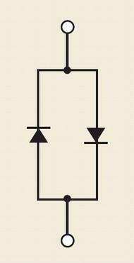 図1 ダイオードクリップ回路