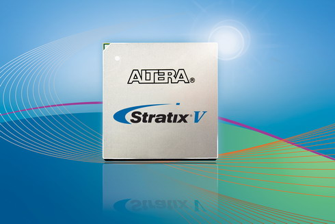 Stratix V FPGAのデバイス
