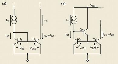 図1 カレントミラー回路