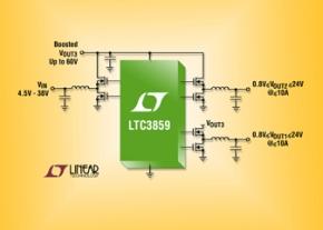 リニアテクノロジーの「LTC3859」