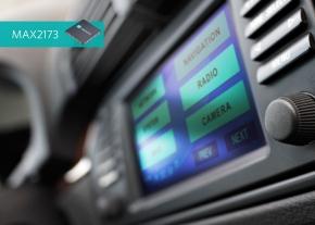 Maxim Integrated ProductsのデジタルラジオチューナIC「MAX2173」