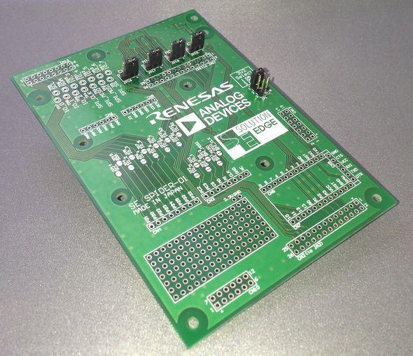 インターポーザボード/SE SPIDER-01