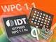 WPC1.1 Qi仕様準拠のワイヤレス給電レシーバIC