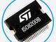 制御機器の小型化と電力効率を改善、STマイクロのハイサイドスイッチIC