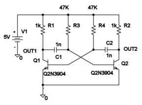 図1 原形回路図