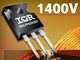 耐圧1400VのIGBT、電磁調理器の電力範囲を拡大