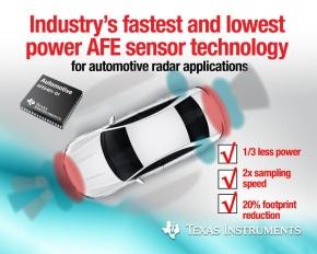 「AFE5401-Q1」の製品イメージ
