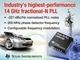 14GHzに対応したPLLシンセサイザ、ミリ波帯を含む通信システムやFMCWレーダーに最適