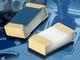 金端子は導電性接着剤に対応、ビシェイの薄膜チップ抵抗器