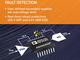 オンチップ故障検出機能を備えた4チャンネル・プロテクタとマルチプレクサ