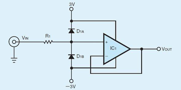 一般的なESD保護回路