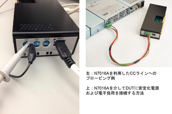 USB PDの検証・デバッグにキーサイトのType-C低速信号フィクスチャー