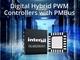 PMBus対応のハイブリッドDC-DCコントローラ