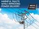 スマートグリッド機器の送電効率を向上させるIC