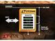 1%の精度で測定できる60V バッテリー・モニター