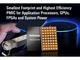 1.1V出力時の効率91%のプログラマブルPMIC