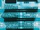 アナログ基板の中にノイズ源 —— 温度表示基板の修理