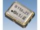 位相ジッタ57フェムト秒の差動出力水晶発振器