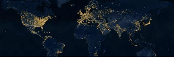 世界規模で急成長するLED照明