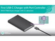 3A充電の高集積USB-Cバックチャージャー