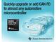 CAN FD制御回路とトランシーバー内蔵の車載向けSBC