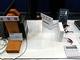 【ワイヤレスジャパン2011】電波から電力を回収するデモを日本電業が披露、電子レンジの省エネにも