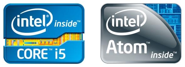 画像2 第2世代の「インテル Core プロセッサー・ファミリー」と「インテル Atom プロセッサー E600番台」