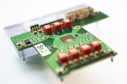 図16 5GHz/60GHz帯に対応可能なチップセット