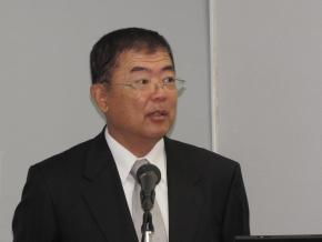 日本法人アームの西嶋貴史氏