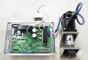 「TX03シリーズ」を用いたモーター制御のデモシステム