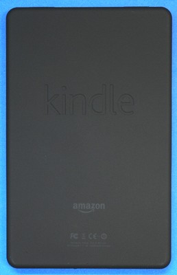 Kindle Fireの背面