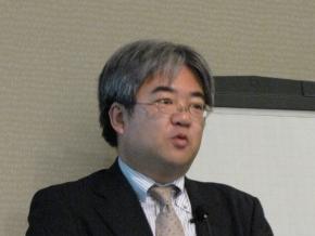 富士通セミコンダクターの内藤貢氏