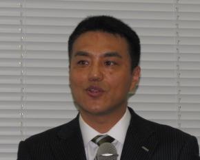 オムロンの山田義仁氏
