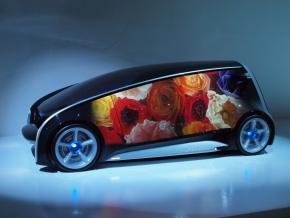 図1 トヨタ自動車の「Fun-Vii」