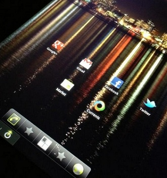 TouchPadでAndroid 4.0を動かす